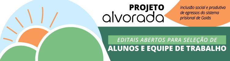 Banner Projeto Alvorada