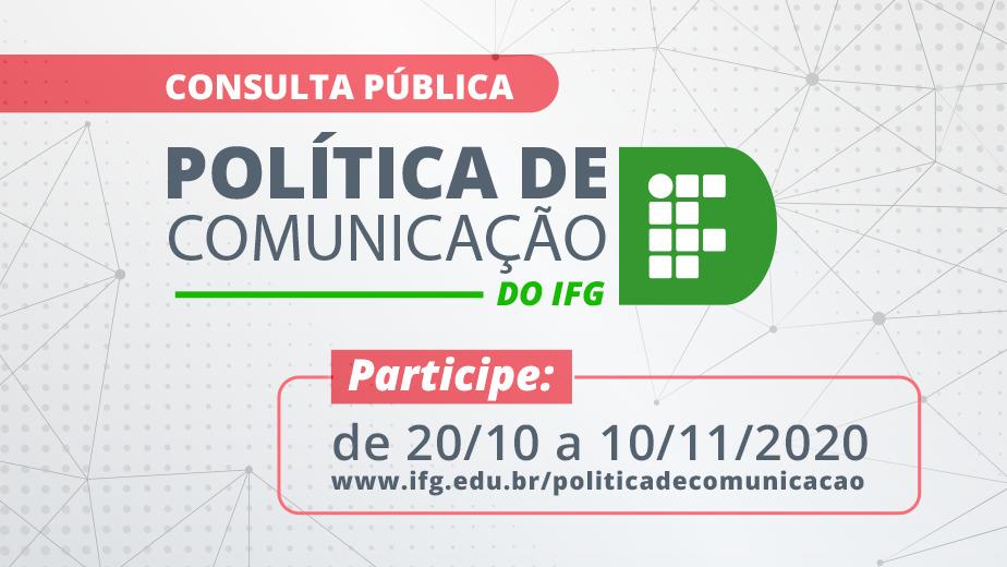 Politica de Comunicação