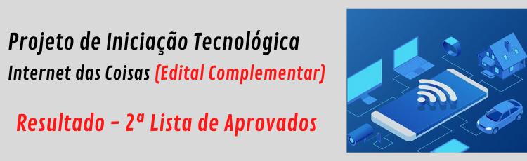 Banner Internet das Coisas - Complementar