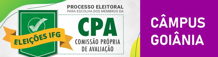 Até 10/05 - CPA Eleição local 2021