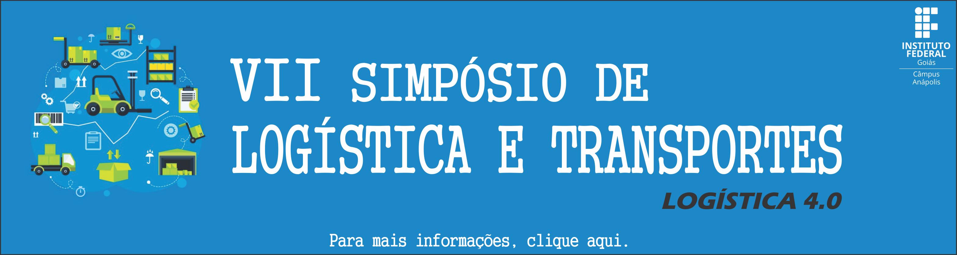 Simpósio Logística 2019