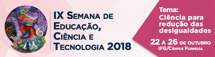 IX SECITEC 2018
