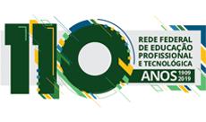 Selo 110 anos da Rede Federal